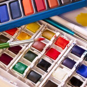 Краски, гуашь
